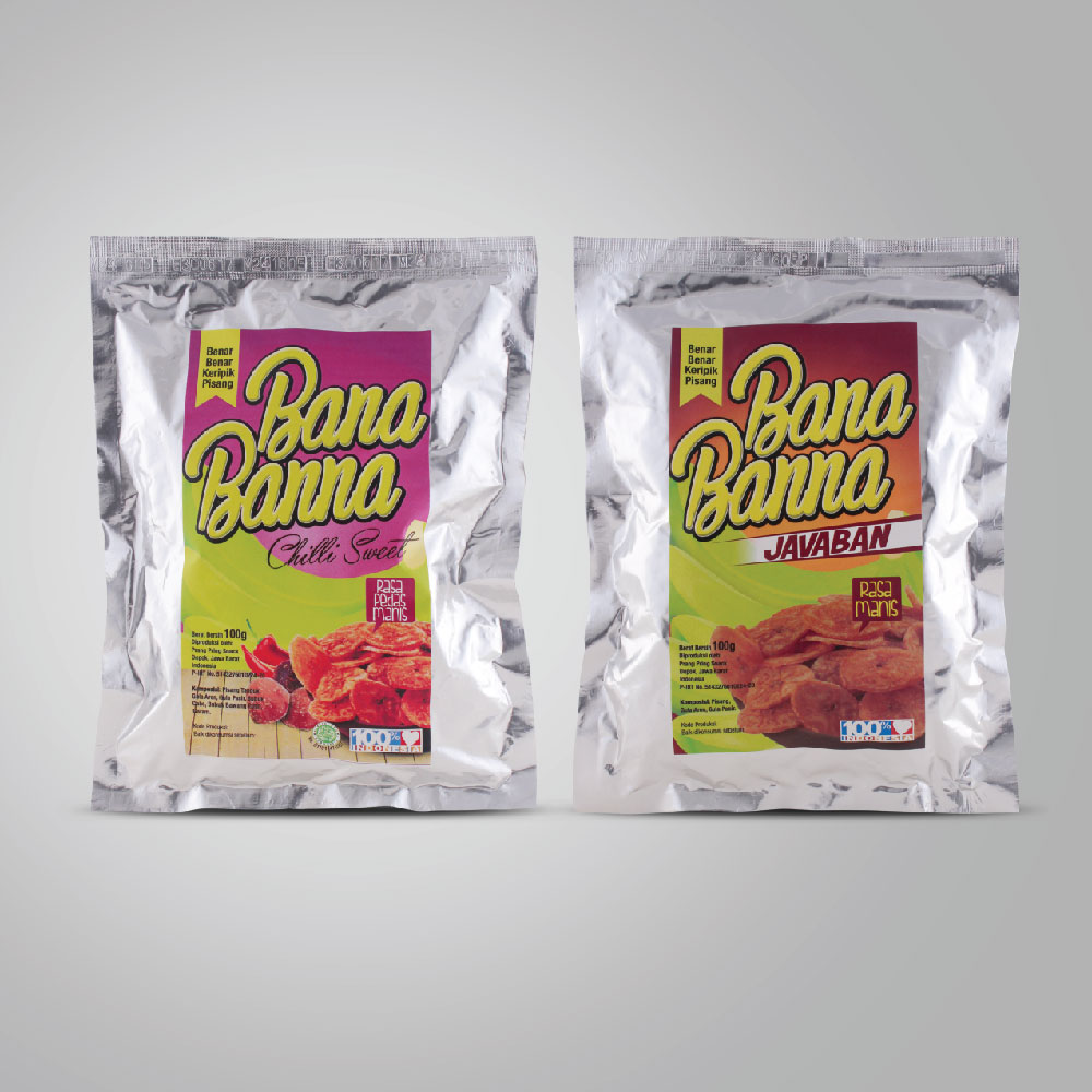 Bana Banna Packaging