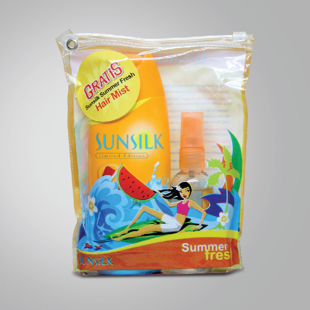 Sunsilk Promo Packaging