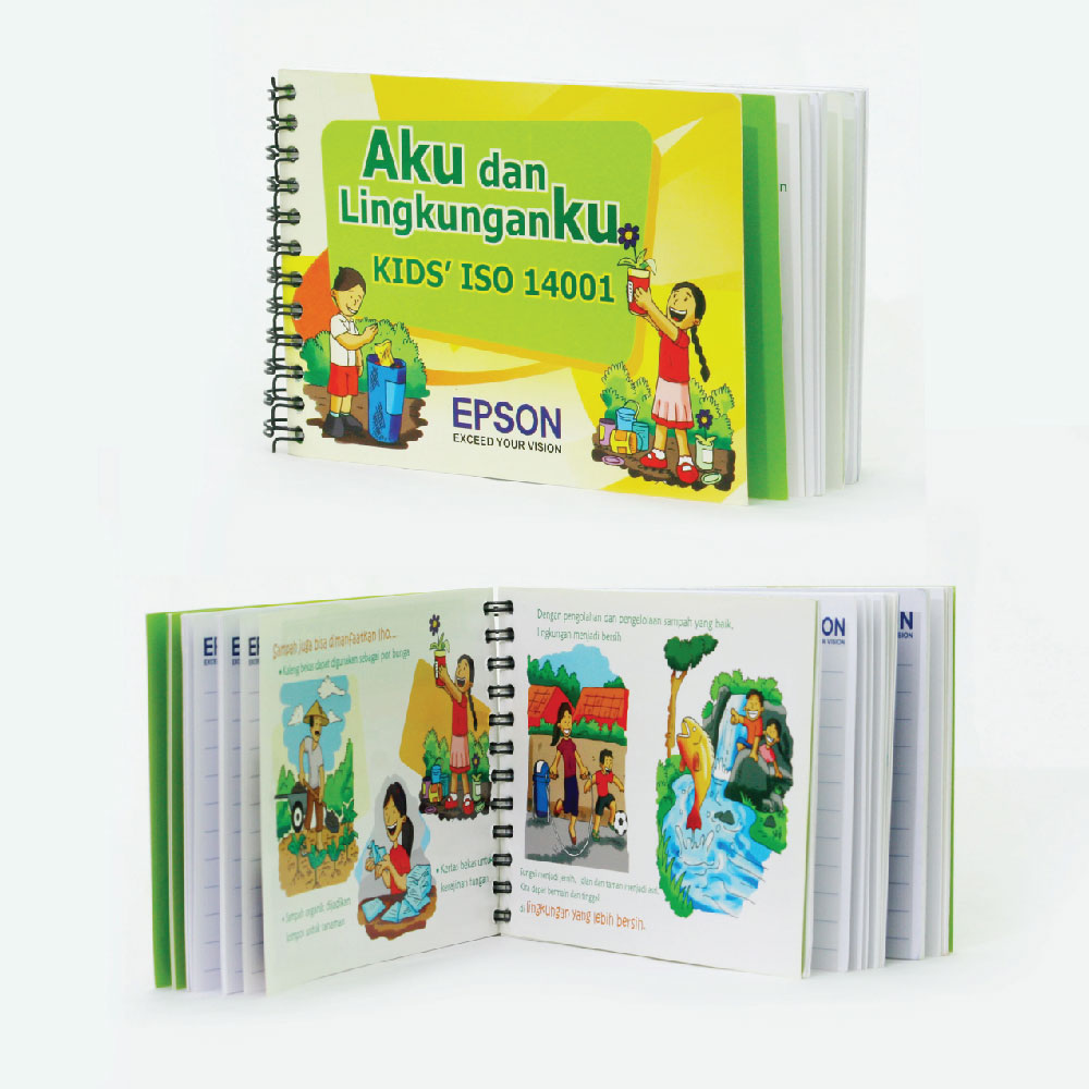 Epson Education Book